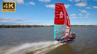 Primbee Speed Windsurfing (4K HD)