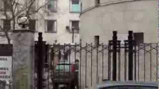 Синагога в мавританском стиле на Большой Бронной