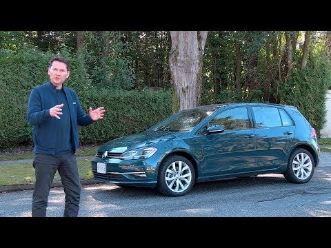 VW Golf Review--GOOD FIRST CAR?