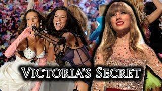 Taylor Swift Victoria's Secret Fashion Show 2013 Performer