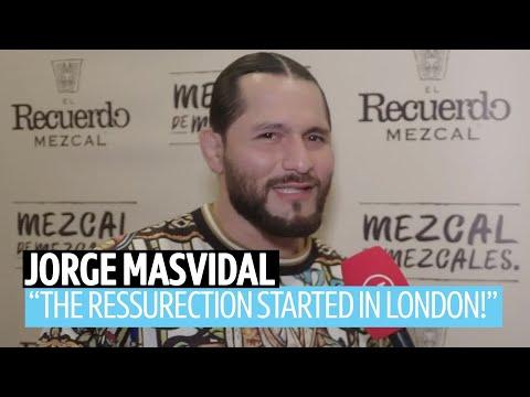 Jorge Masvidal on McGregor v Cowboy and his plans for 2020