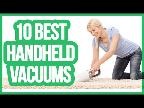 10 Best Hand Vacuums 2017