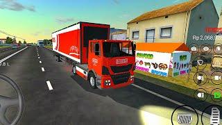 IDBS Truck Trailer - First Gameplay HD screenshot 1