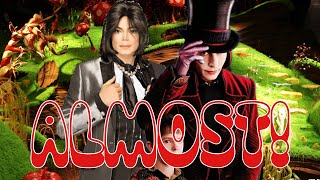 ICONIC MOVIE ROLES MICHAEL JACKSON ALMOST GOT! (HIStory In The Mix)