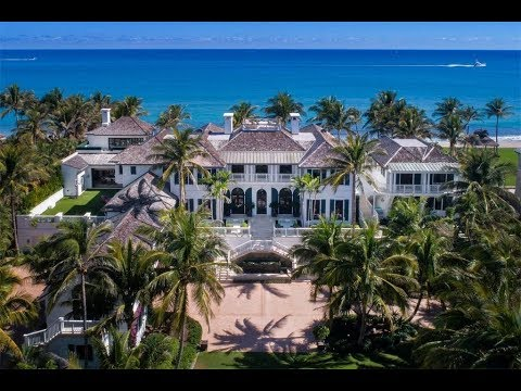 Elegant Oceanfront Estate in North Palm Beach, Florida | Sotheby's International Realty