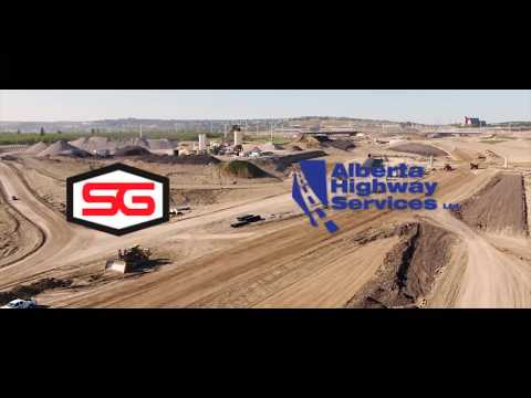 Standard General Inc Calgary & Alberta Highway Services Ltd - A major project in Calgary (SWCRR)