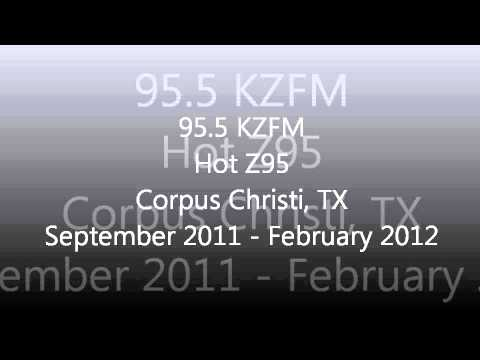 Texas Rhythmic & CHR Top 40 Aircheck Samples 2011-2012 Part 3 (Hot Z95 Edition)