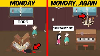 SAVE AS MANY FAMILY MEMBERS AS YOU CAN BEFORE YOUR HOUSE KILLS ALL OF YOU | House (Dope Game)