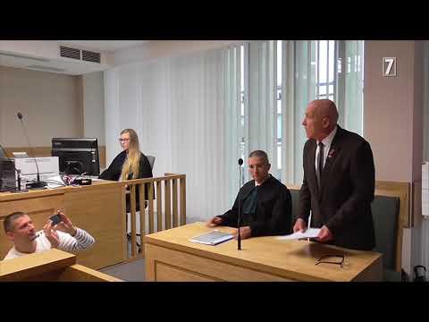 Kazimierz Korabiński ponownie przed sądem za przeklinanie na Kiszczaka