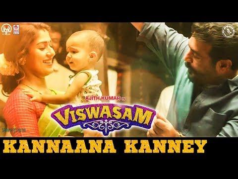 Kannaana Kanney Lyric Video Reaction | Ajith Kumar | Nayanthara | Sid Sriram | D.Imman | Siva