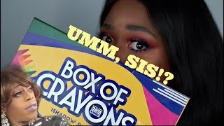 SIS LET ME GIVE YOU THE TEA ON THE CRAYON CASE! | MAKEUP MOO