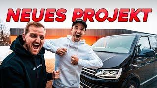 VW T6 DA-Team Bus | Unser neues Projekt! | Daniel Abt