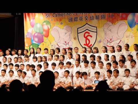 St. Catherine's School Song and Graduation Song 2015