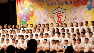 St. Catherine's School Song and Graduation Son