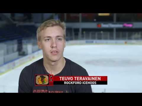 Profile: Teravainen talks development