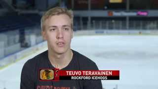 profile teravainen talks development