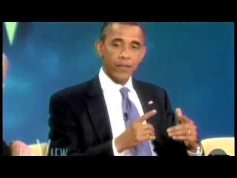 Obama mluví o ještěřím mozku (reptilian brain - Bazální ganglia)