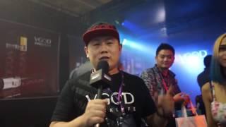 VGOD China Distributor At CECMOL Beijing International Electronic Cigarette EXPO 2016 10 17 19