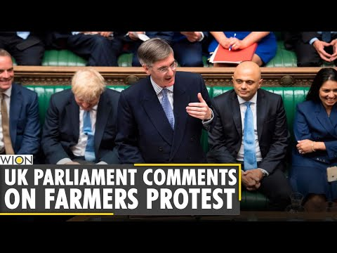 British Parliament on farmers protest: Protest is India's internal & domestic matter | World News