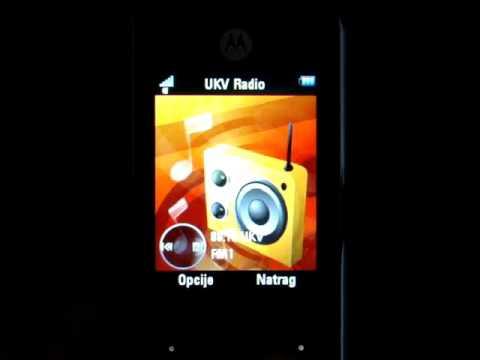 Motorola VE66 radio