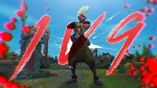 Shiphtur | THE MOST INCREDIBLE 1V9 EKKO CARRY YOU WILL SEE!! ʰᵃʰᵃ