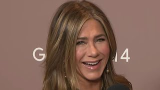 Jennifer Aniston Is Ready To Do A New Project With Her 'friends' Co Stars (exclusive)