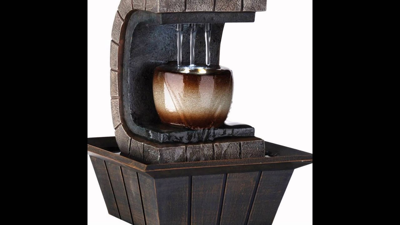 Fountain For Home Decoration Water Fountains Homes Indoor Design Ideas In  India   YouTube