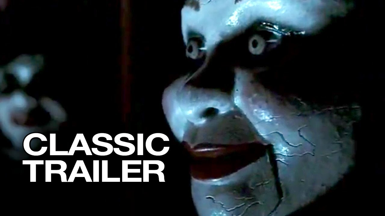 Dead Silence Official Trailer #1 - Ryan Kwanten, Bob Gunton Movie (2007) HD