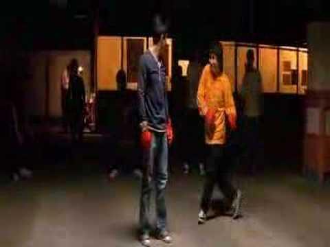 Kung Fu Badman! - Moonwalk Joker (Fight 1)