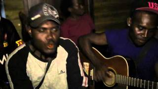 Brothers Baldwin and Augustine Tola - Bougainville freestyle