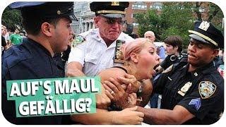 Twitter-FAIL der Polizei.. / Kannibalismus / Durch Schlägerei zum Superhirn
