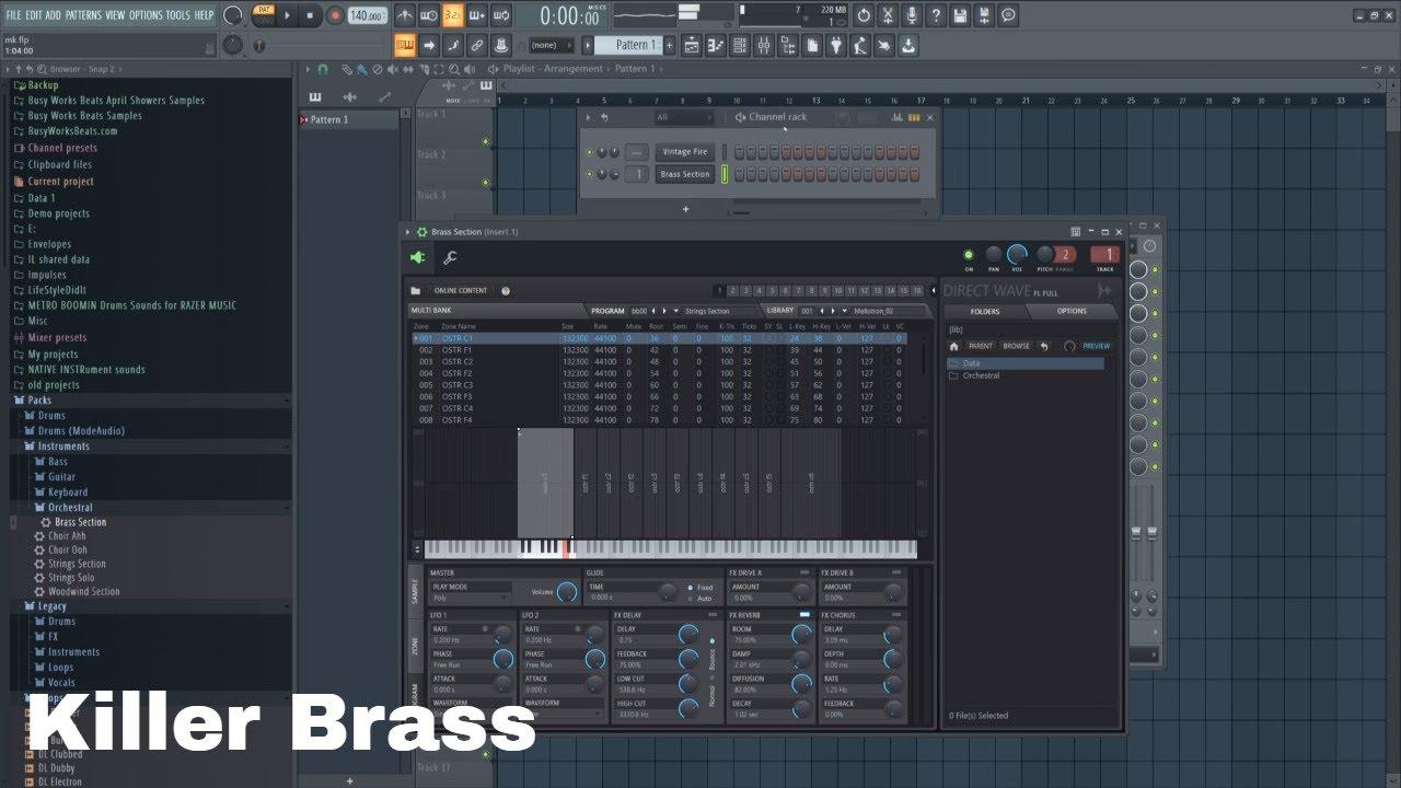 How to Get the Best Brass Sound in FL Studio