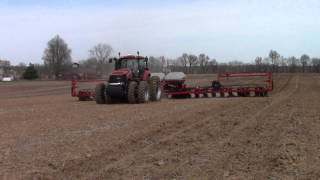 Case Ih 1255 Early Riser Corn Planter