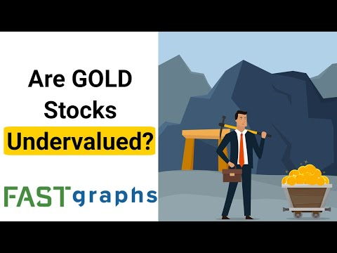 The Truth About Mining & Gold Stocks | FAST Graphs