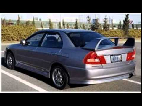 mitsubishi mirage 2000 customized 2 - YouTube