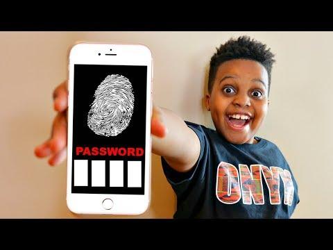 I TOOK SHASHA'S PHONE! - Onyx Family