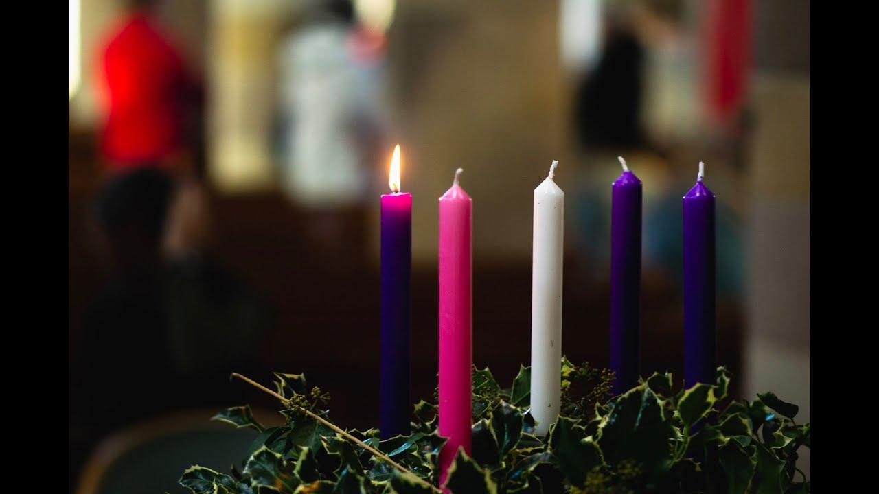 Sunday 29th November 2020 - 1st Week Of Advent