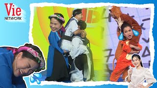 """Let's laugh with Lam Vy Da & Truong The Vinh on the show """"7 Nu Cuoi Xuan"""""""