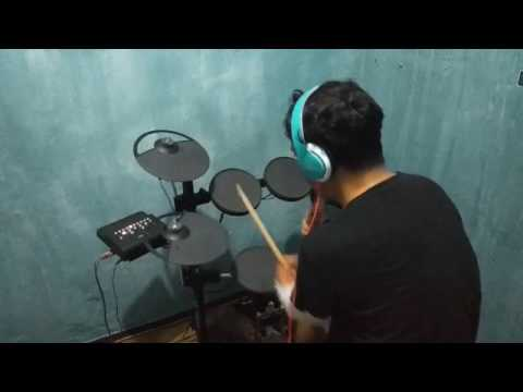 Drum Cover Cokelat - Karma New Version By : Aguzrush