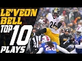 Le'veon Bell's Top 10 Plays Of The 2016 Season | Pittsburgh Steelers | Nfl Highlights video