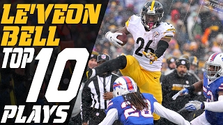 Le'Veon Bell's Top 10 Plays of the 2016 Season | Pittsburgh Steelers | NFL Highlights