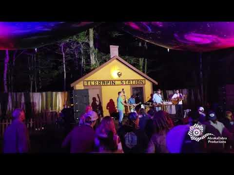 LOCK'N music festival: Garcias Forest with Garcia Grass !
