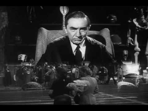 PULL THE STRINGS!!! Bela Lugosi in Ed Wood's Glen or Glenda