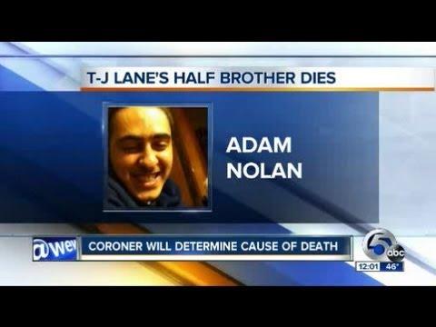 Noon: TJ Lane's Brother Dies