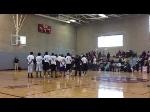 Christ the King Jesuit College Prep hosts Peace Basketball Tournament