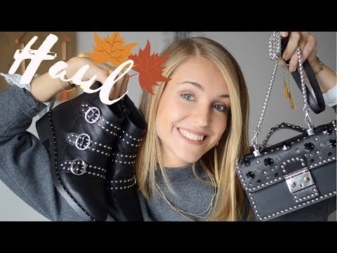 AUTUMN HAUL | H&M, Pull&Bear, SheIn, Lollovita | Charlotte K.