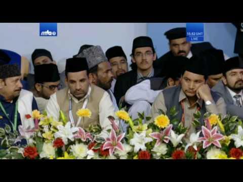 Murtaza Mannan - Nazam - Islam Se Na Bagho - Jalsa Salana UK 2017 Concluding Session