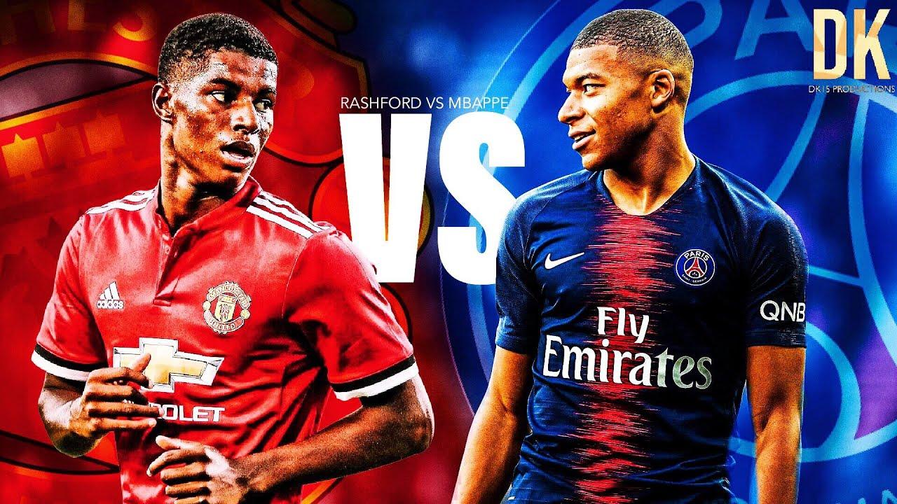 Marcus Rashford Vs Kylian Mbappe 2019 Psg Vs Manchester United Special Insane Skills Goals Youtube