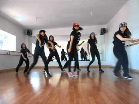 Hip-Hop Grupo #2 @ New York Dance Studio - Campamento de ...