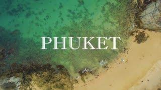 Аэросъёмка. Таиланд (Пхукет) №2 / Aerial Footage. Thailand (Phuket) №2